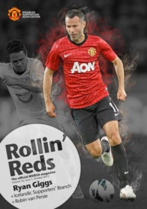 Rollin Reds V16 Iss 1 Cover