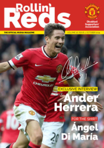 Rollin Reds V18 Iss 1 Cover