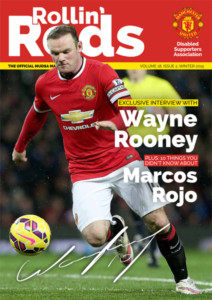 Rollin Reds V18 Iss 2 Cover