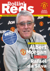 Rollin Reds V18 Iss 3 Cover