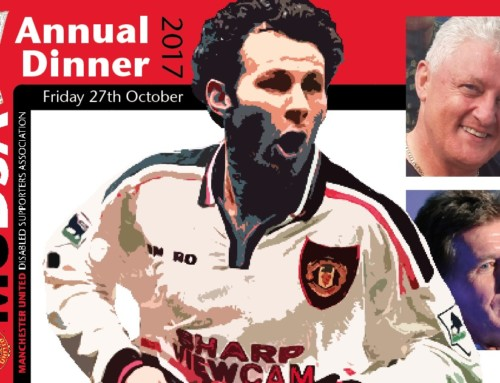 Ryan Giggs is Speaker at MUDSA Annual Dinner, 2017
