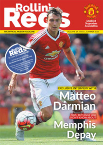 Rollin Reds V19 Iss 1 Cover