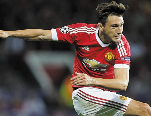Matteo Darmian Interview