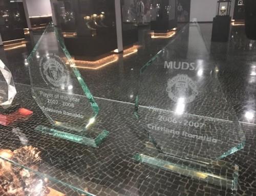 Remember Ronaldo?… He remembers MUDSA!