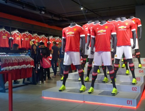 Autism Initiative at Manchester United Megastore