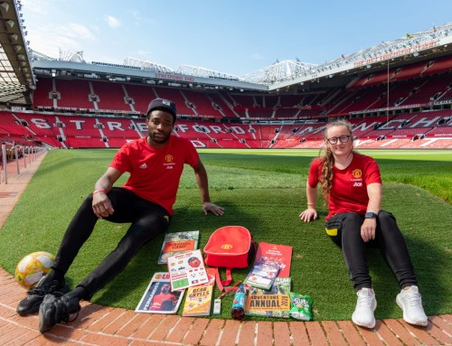 Manchester United Foundation and Bear Grylls Activity Packs