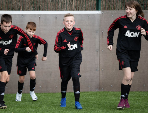Manchester United Foundation Scores Again