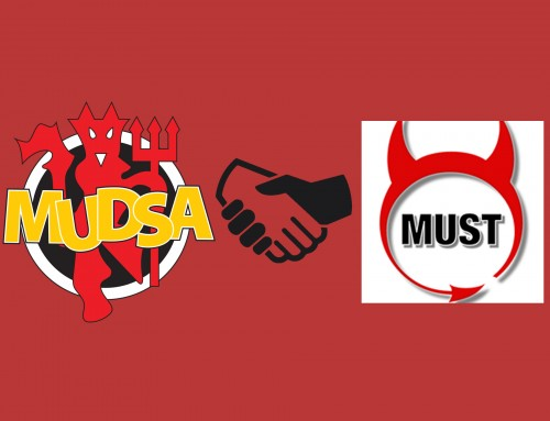 MUDSA and Manchester United Supporters Trust Partnership